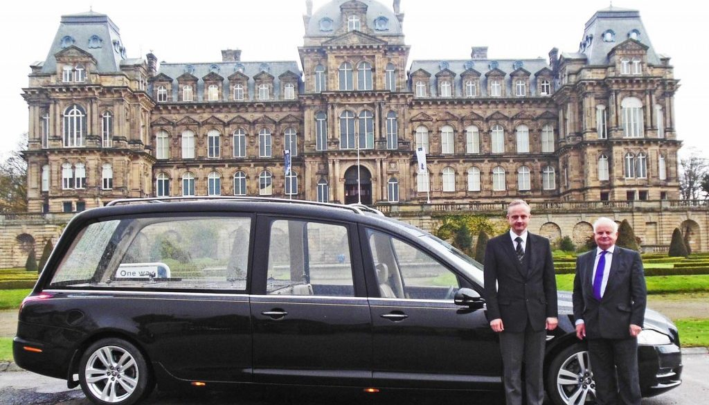 Brownless Hearse