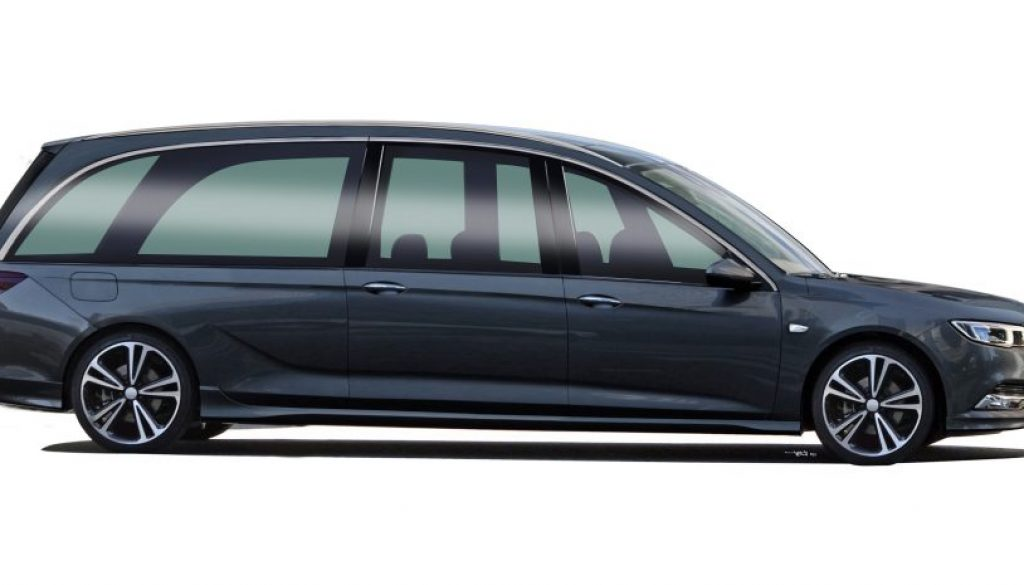 New Vauxhall Insignia Hearse and Limousine