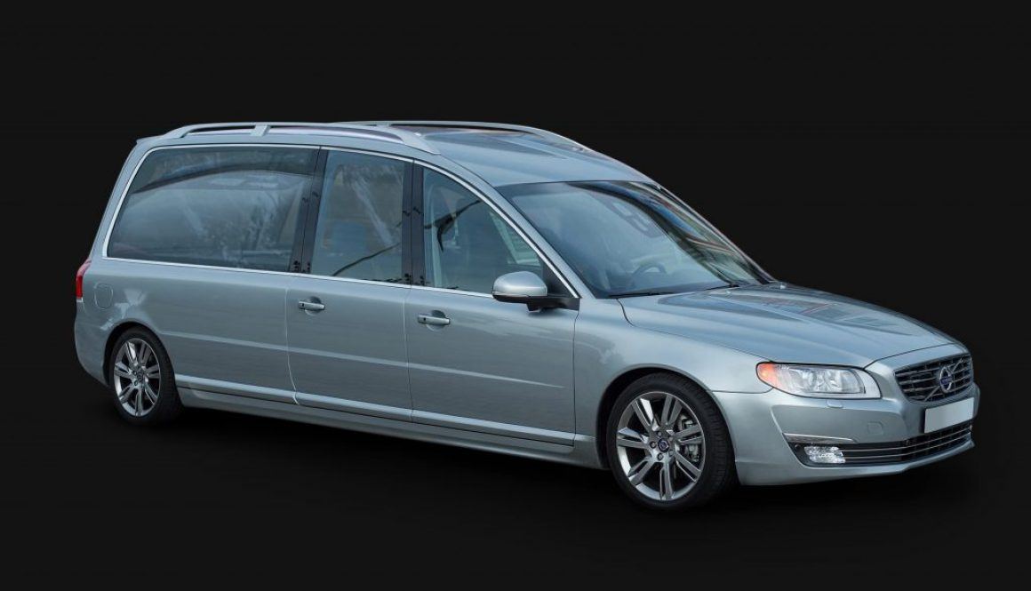 The Volvo Hearse & Limousine