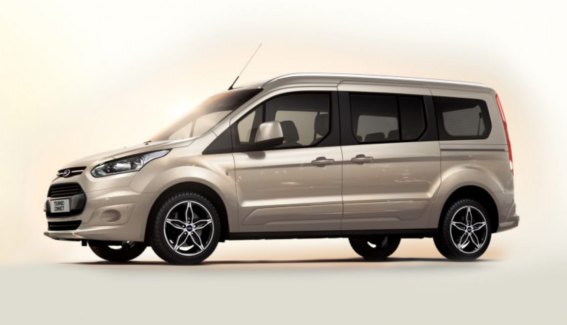 Ford Tourneo Hearsette
