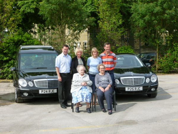Pre-owned fleet for Radcliffe Funeral Service