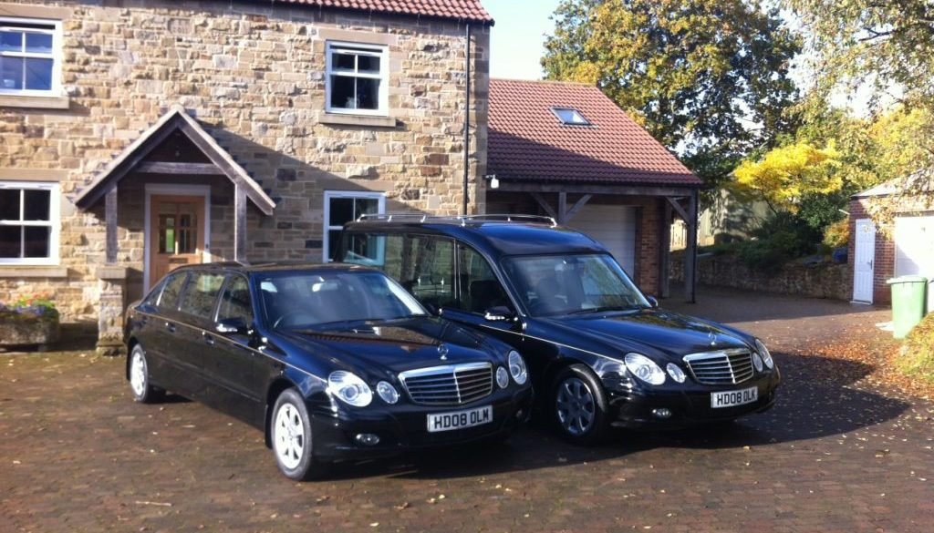 Wilcox pre-owned fleet for Bedale and District Funeral Services