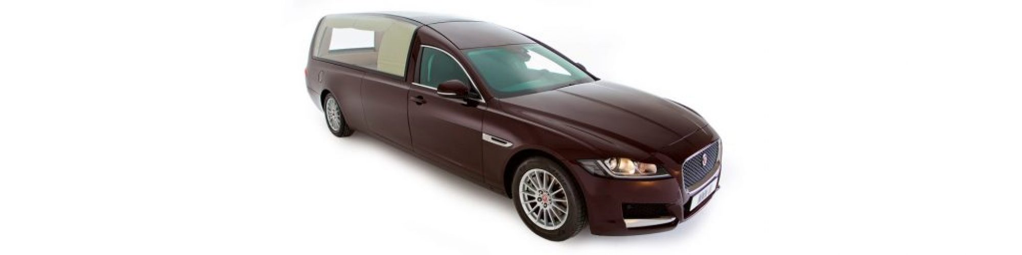 Wilcox 3 Door Hearse based on Jaguar XF