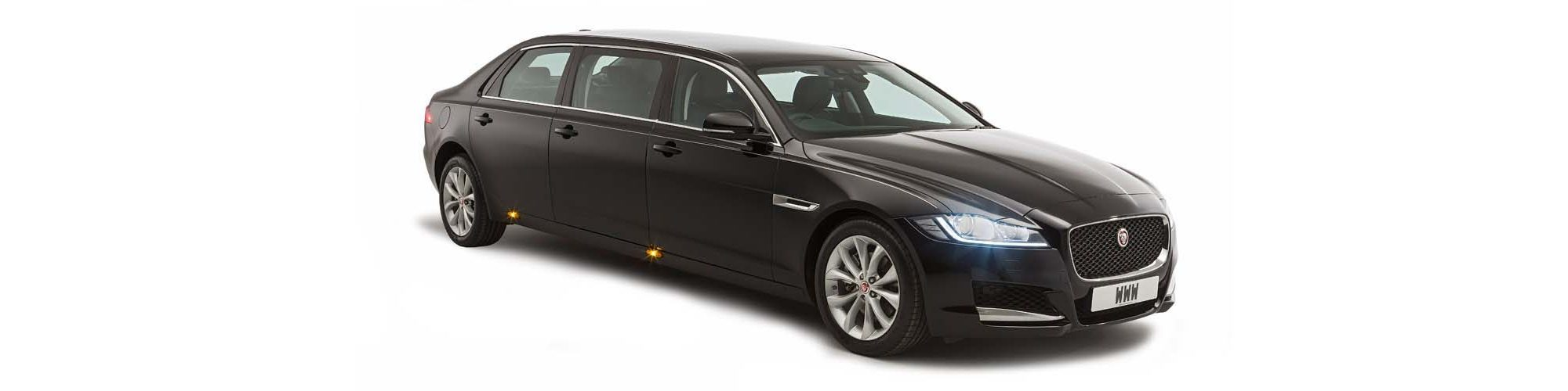 Wilcox 6 Door Limousine based on Jaguar XF