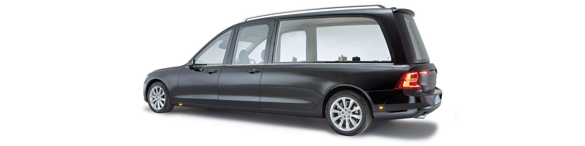 5 Door Volvo Hearse