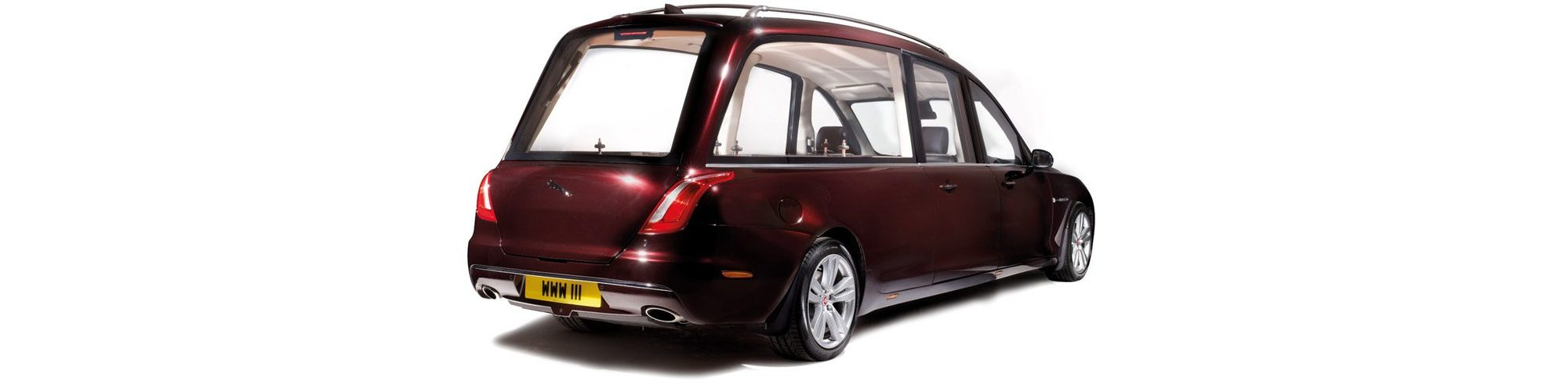 Wilcox 5 Door Hearse based on Jaguar XJ