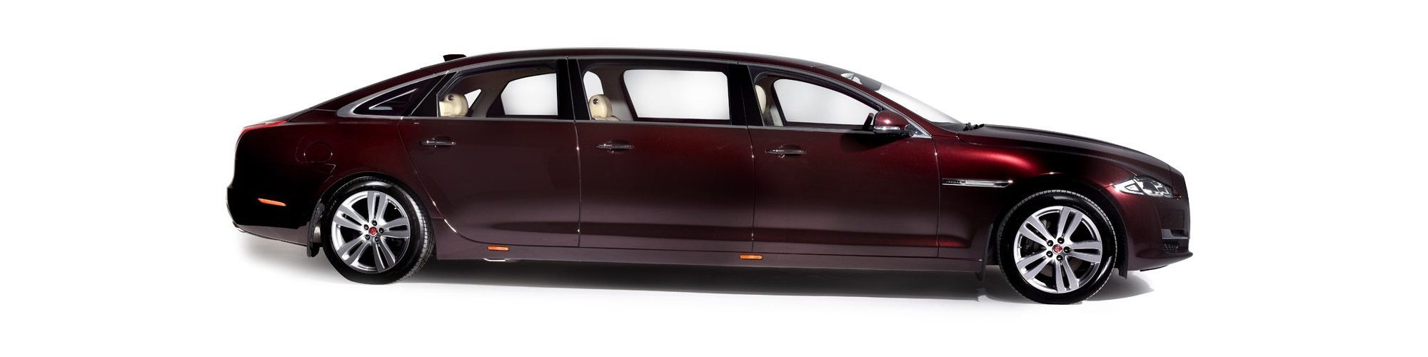 Wilcox 6 Door Limousine based on Jaguar XJ