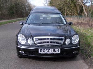 2007 Mercedes Benz Hearse (E2988)