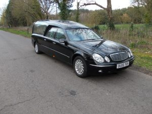2005 Mercedes Benz Hearse (E2856)
