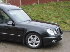 2009 Mercedes Benz Hearse (E3138)