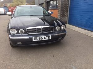 2005 Jaguar/Daimler Aluminium Limousines (X350 and X358)(E3010)