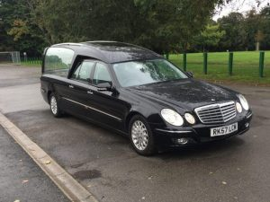 2008 Mercedes Benz Hearse (E3123)