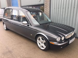 2006 Jaguar/Daimler Aluminium Hearse (X350 and X358)(E3090)