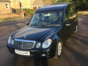 2009 Mercedes Benz Hearse (E3166)