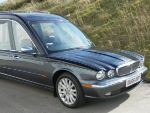 2005 Jaguar/Daimler Aluminium Hearse (X350 and X358)(E3008)