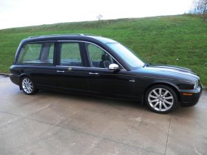 2008 Jaguar/Daimler Aluminium Hearses (X350 and X358)(E3096)