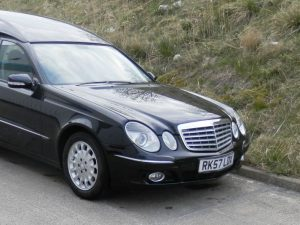 2008 Mercedes Benz Hearse (E3001)