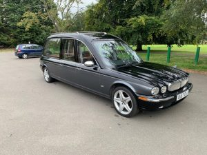 2007 Jaguar/Daimler Aluminium Hearse (X350 and X358)(E3004)