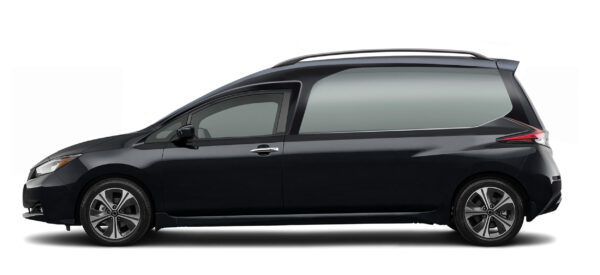Wilcox All-Electric Nissan Hearse