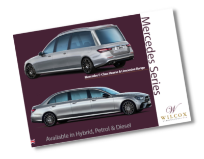 """To download thisWilcox Mercedes Hearse & Limousine brochure, please fill out the details below  and click """"BROCHURE DOWNLOAD"""". By downloading this brochure you are agreeing with ourTerms and Conditions. Please also see ourPrivacy Statement. Thank you for using this service."""